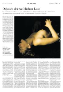 Bei der Emanzipation hilft die Prostitution
